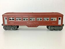 "*LIONEL No. 2442* ""ILLUMINATED PULLMAN CAR*"