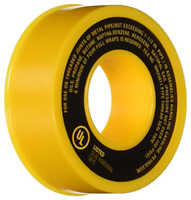 BEST Gas Line Thread Seal Tape Yellow Extra Heavy Leak proof Sealant For Pipe