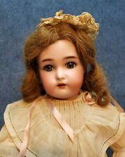 Antique German Bisque Head Doll Simon Halbig K*R Kammer Reinhardt Jointed Body