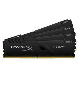 HyperX Fury 64GB (2 x 16GB) (DDR4-2666) Memory HX426C16FB4K4/64