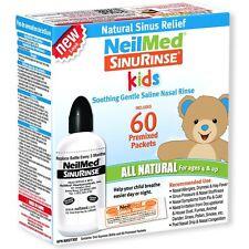 NeilMed Sinus Rinse Kids Kit (Bottle + 60 Sachets) - Buy from a trusted pharmacy