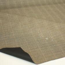 Schutz Hülle Meterware Blau Gelb Outdoor-Stoff Nylon Wasserdicht Regen-Jacke