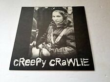 "Creepy Crawlie 7""  Punk Vinyl Record w/ Picture Sleeve and Inserts"