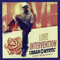 Love Interventionex URBAN MYSTIC BRAND NEW SEALED MUSIC ALBUM CD - AU STOCK
