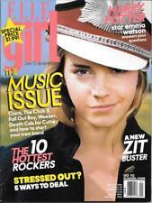 ELLE GIRL January 2006 EMMA WATSON / HERMIONE GRANGER Collector Magazine