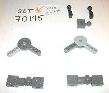 70145 Technic Swivel Hinge Joint 4 LEGO SET 8996 8129 7707 7706 70814 8964 10186