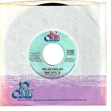 SAMMY DAVIS, JR. 45  Song And Dance Man / Snap Your Fingers - NM