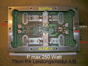 PA Modul 70cm Band