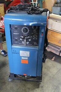 MILLER 330A/BP(S) CONSTANT CURRENT AC/DC WELDING POWER SUPPLY 208/230/460V