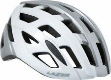 New Lazer Tonic Helmet: White Titanium MD