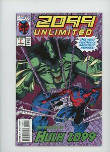 2099 Unlimited #1 (1993) | NM | Marvel Comics