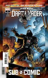 STAR WARS DARTH VADER #9 (MARVEL 2021 1st Print) COMIC