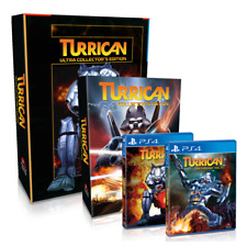 Turrican Ultra Collector's Edition PS4 - PREORDER PlayStation 4 NEW