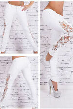 Cotton Low Rise Regular Size Jeans for Women