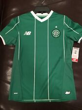 2015-16 New Balance Celtic FC Away Jersey, Size Youth Medium