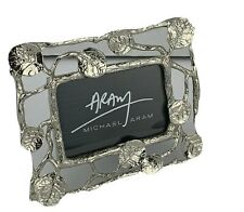 Michael Aram 2X3 Picture Frame With Leaf Design