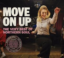 Move On Up - The Best Of Northern Soul - Triple Box set - 3 Audio Music CD