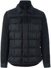 Moncler Blais Men's Down Jacket, Black Size 2 S/M, New With Tags RRP £755