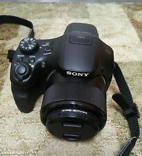 Sony Cyber-shot DSC-HX300 20.4 MP Digital Camera - Black