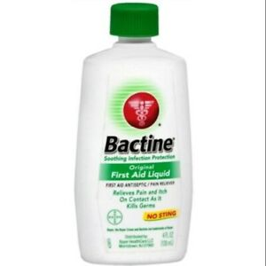 Bayer Bactine Original First Aid Liquid