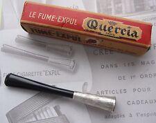 fume cigarette ancien art deco Quercia fume expul antique cigarette holder