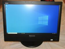"Lenovo ThinkCentre M93Z 23"",I7-4770s 3.10GHz, 8GB DDR3, 500GB HDD AIO Win 10"