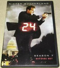 24: complete Season 7 DVD