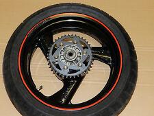DUCATI 851 zdm851s3 1992 ROUE JANTE arrière roue arrière rear wheel rim 17 X MT 5.50