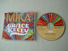 MIKA Grace Kelly (Linus Loves Remix - Radio Edit)/Over My Shoulder CD single