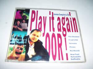 """PLAY IT AGAIN OOR !  3"""" CD SINGLE 1990 PIXIES SERENES"""