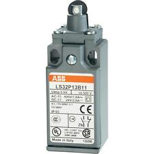 Nr. 1 FINECORSA ABB CON STANTUFFO  ROTELLA ROTELLINA FINE CORSA  LIMIT SWITCH