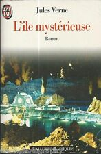 Lile L' Ile Mystérieuse (FRENCH VERSION) by Jules Verne (1995, Paperback Book)