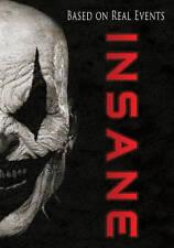 Insane (DVD, 2016) SKU 4331