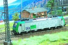 TT E-Lok BR185 BLS Cargo ConnEurope 4 Panthos Ep.V Kühn 32332
