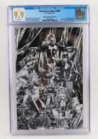 Detective Comics #1000 Jay Anacleto Unknown Sketch Variant CGC 9.9 (Not 9.8)