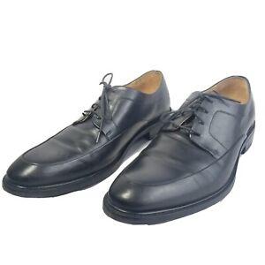 Cole Hann Men's Shoes Warren Cap Toe Oxford 12 M US Black Leather Lace Up