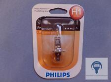 1 x PHILIPS H1 Vision +30% mehr Licht Standard Glühlampe Premium 12V/55W Halogen