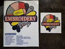 Anita Goodesign Embroidery Party (Free Shipping on 3 or more items)