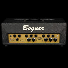 BRAND NEW BOGNER GOLDFINGER 45W TUBE AMPLIFIER PLEXI BRITISH GAIN 6V6 POWERED