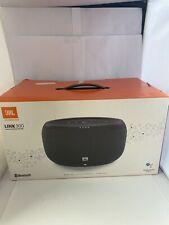 JBL Link 300 Google Assistant Smart Bluetooth Wireless Speaker