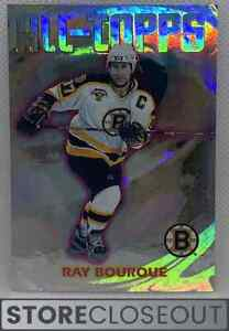 1999-00 OPC Chrome #AT3 Ray Bourque All Topps Boston Bruins
