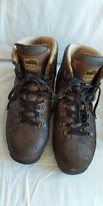Meindl Goretex Boots Digifix Vibram Rep £242 Walking Hiking Camping UK 11 /EU 46