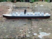 ALBATROS ALK 123 LANCASTRIA 1:1250 METAL WATERLINE LINER MODEL