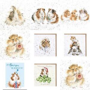 Wrendale Card Guinea Pig or Hamster