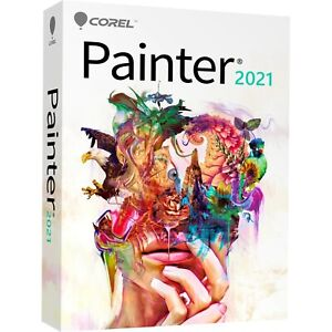 🔥🔥 Corel Painter 2021 Digital Art Windows Licence ✅ Lifetime Activation