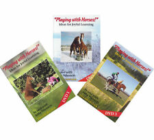 DVD Playing with Horses - A Game changing must watch 3 disc set! Training