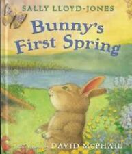NEW Christian Kids Hardcover. Bunny's First Spring by Sally Lloyd-Jones RP: $17