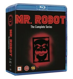 Mr Robot The Complete Series Box Blu Ray