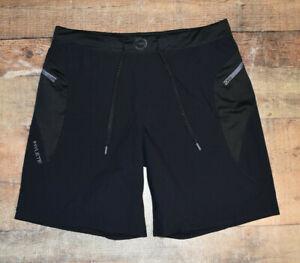 Hylete Mens Black Cross Training Shorts Above Knee Athletic Size XL EUC B26