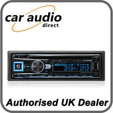 Alpine CDE-196DAB - CD/MP3/USB DAB Car Tuner with Advanced Bluetooth AUX USB